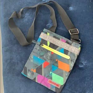 Dakine Multicolor Cross Body Purse